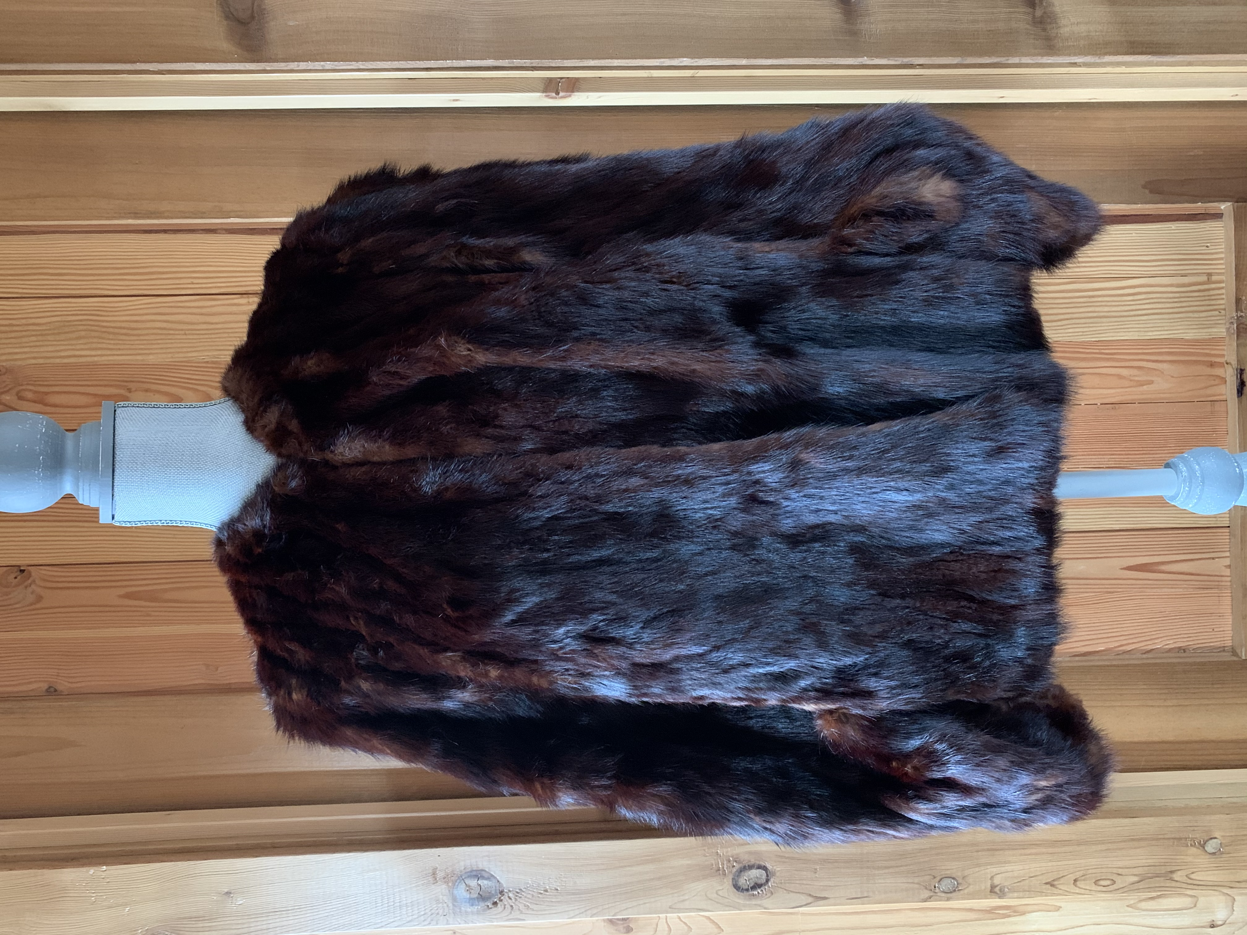 Brown Mink Shall