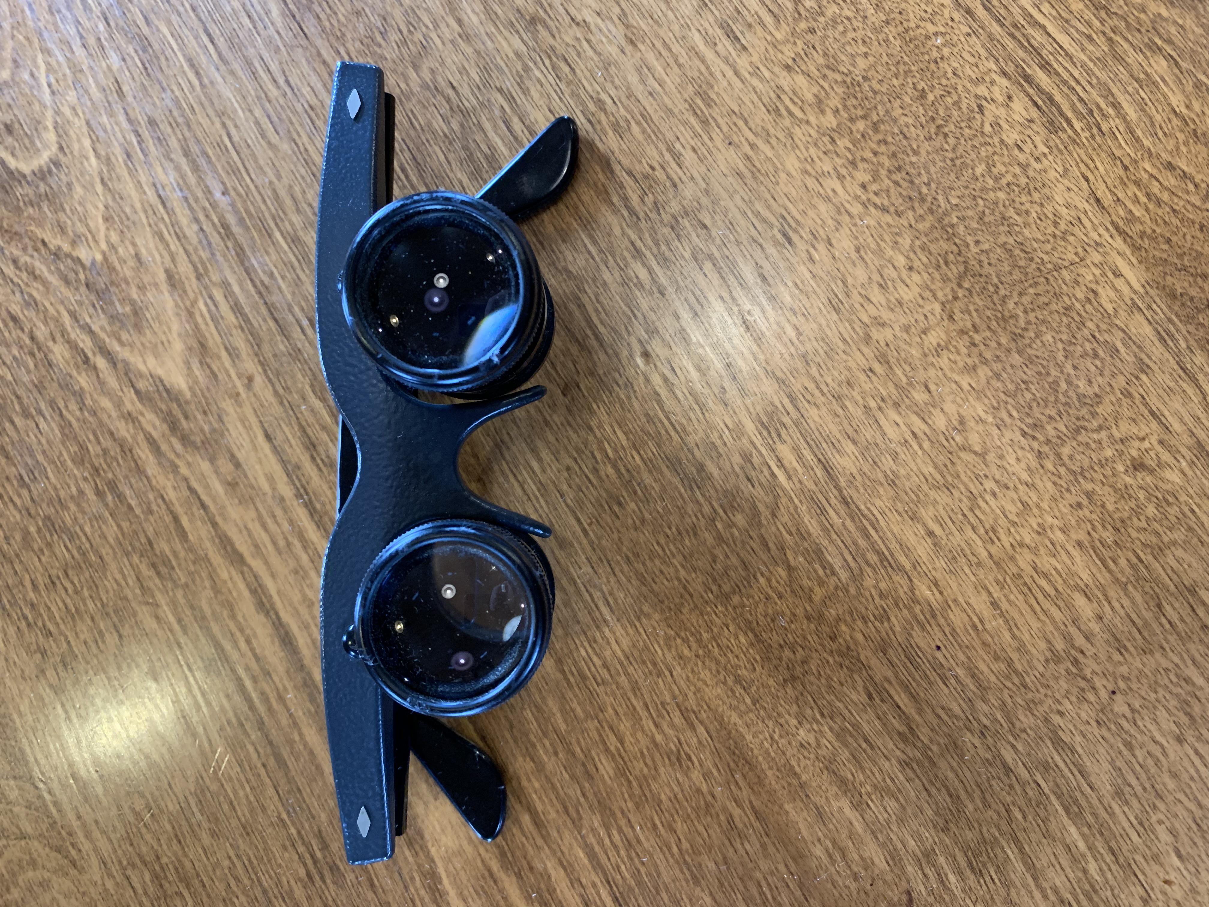 Retro Binoculars