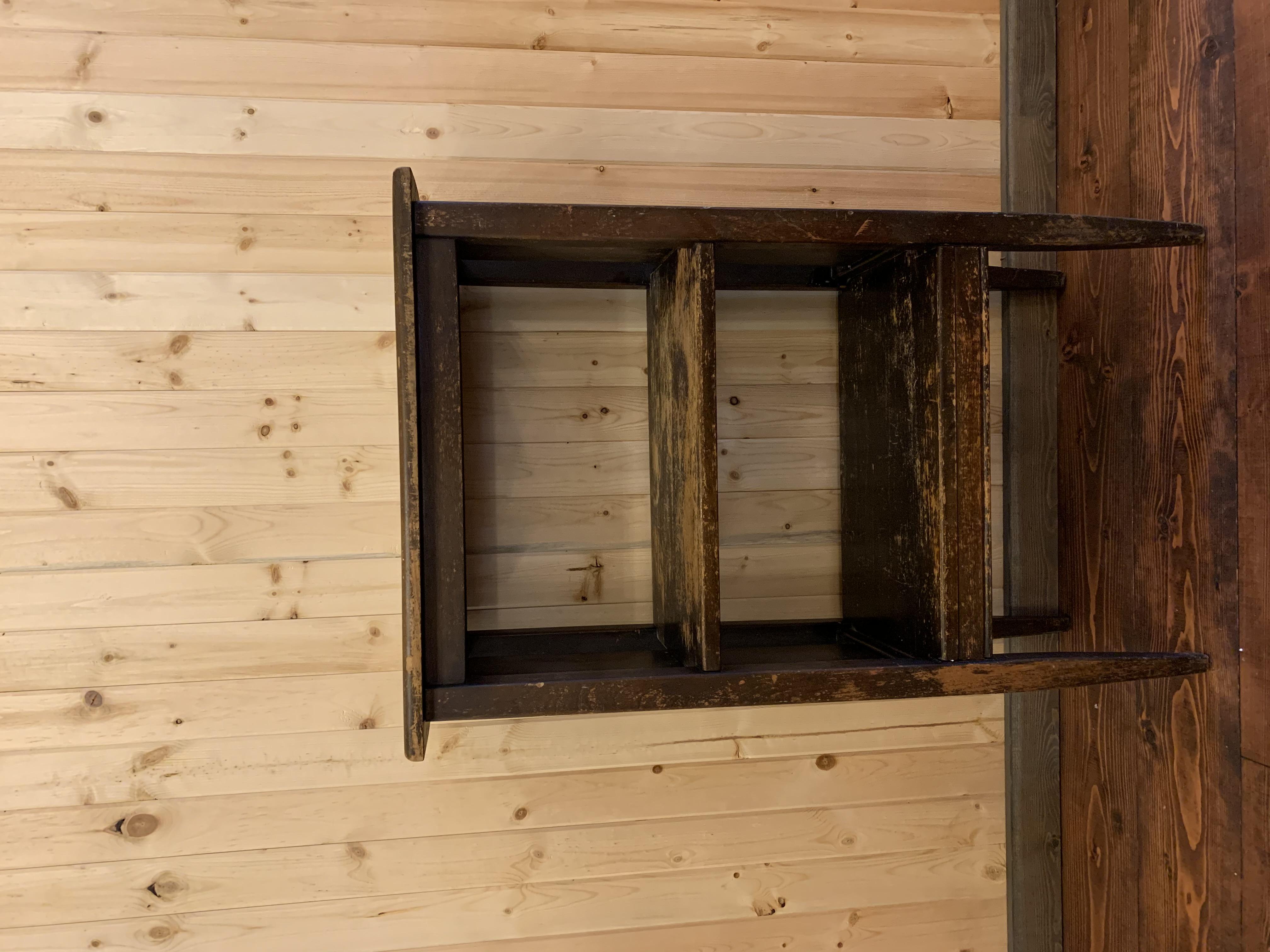 Distressed Display Shelf
