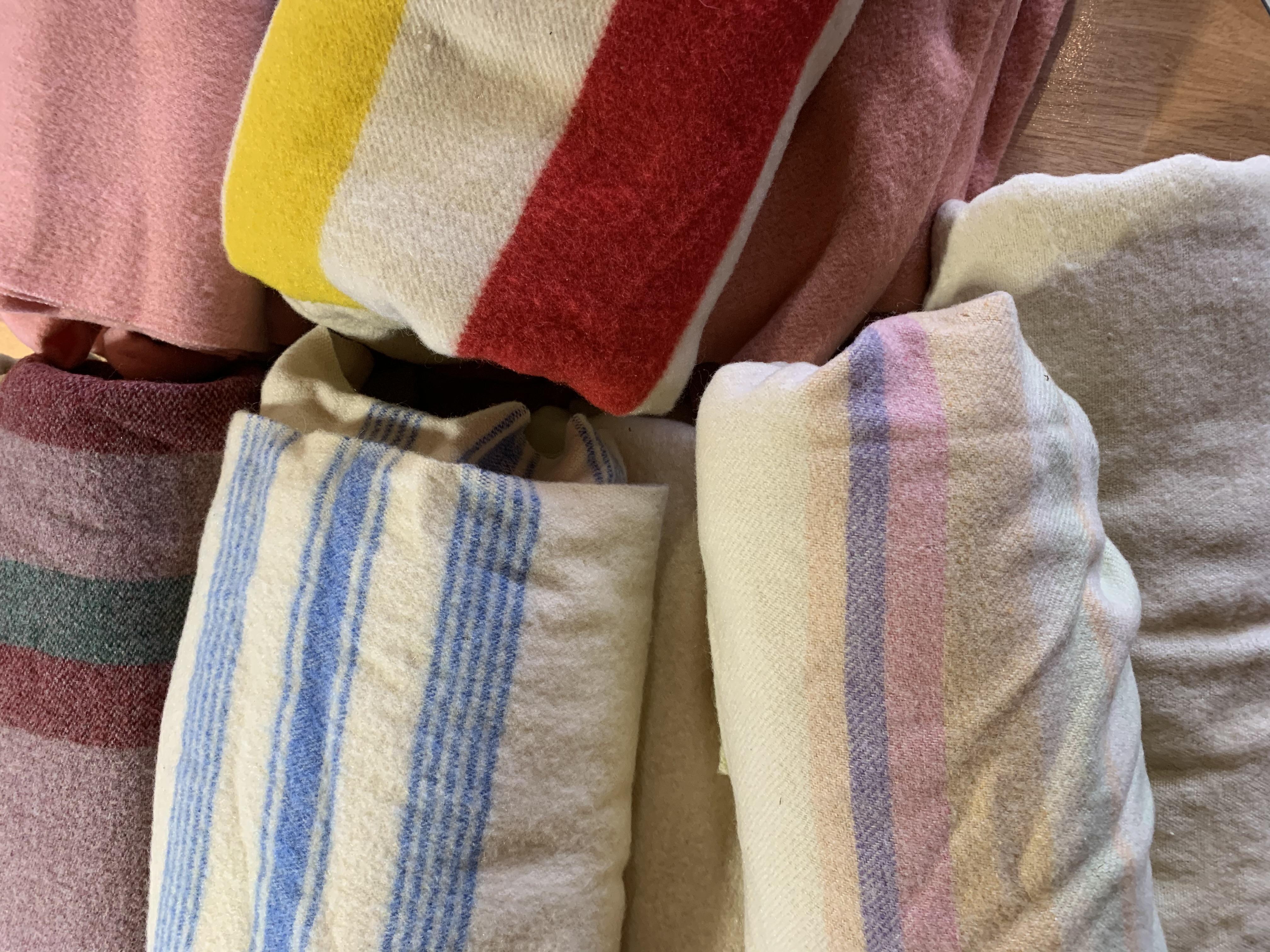 Hudson Wool Blankets