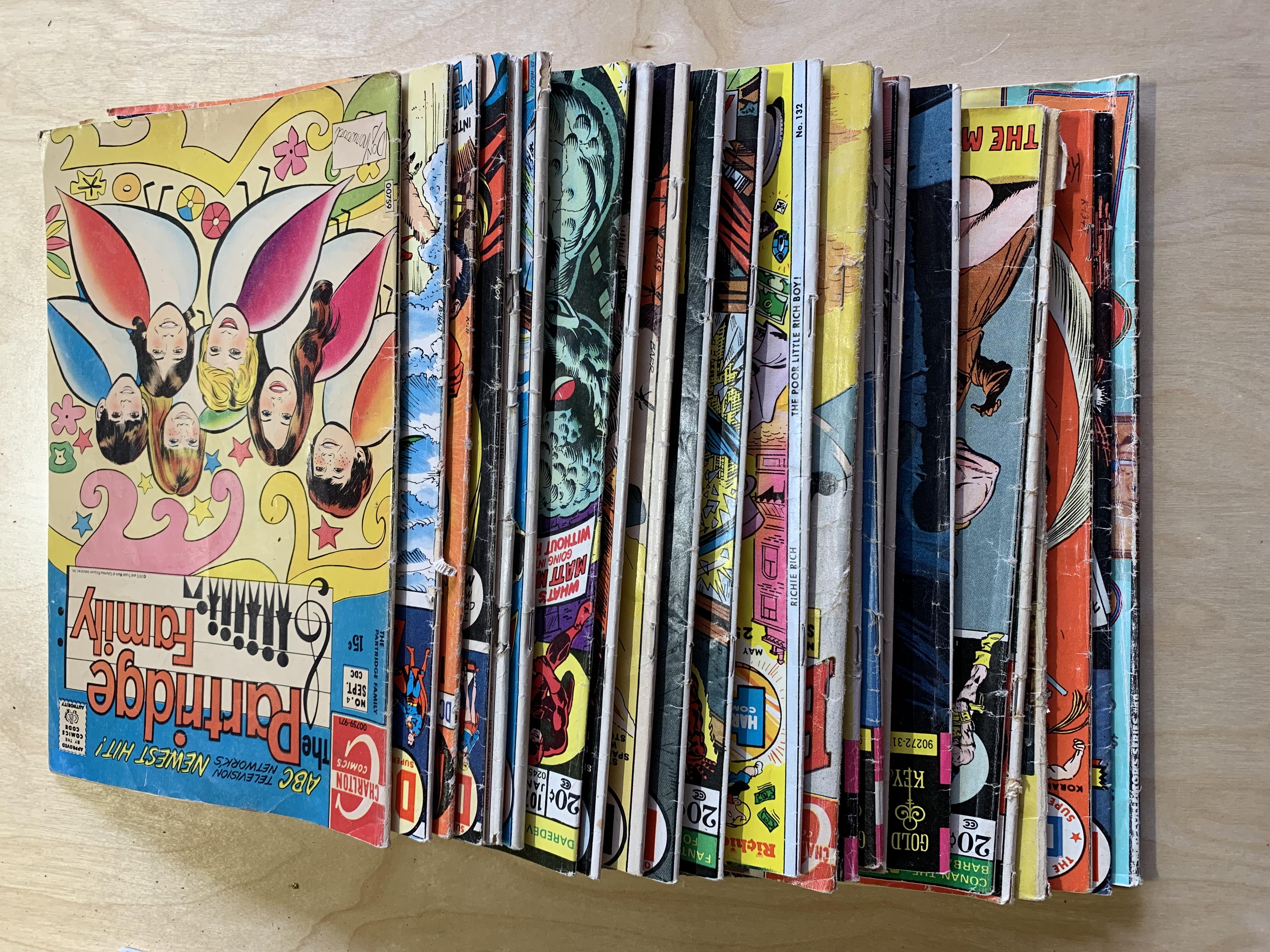 Misc Retro Comics