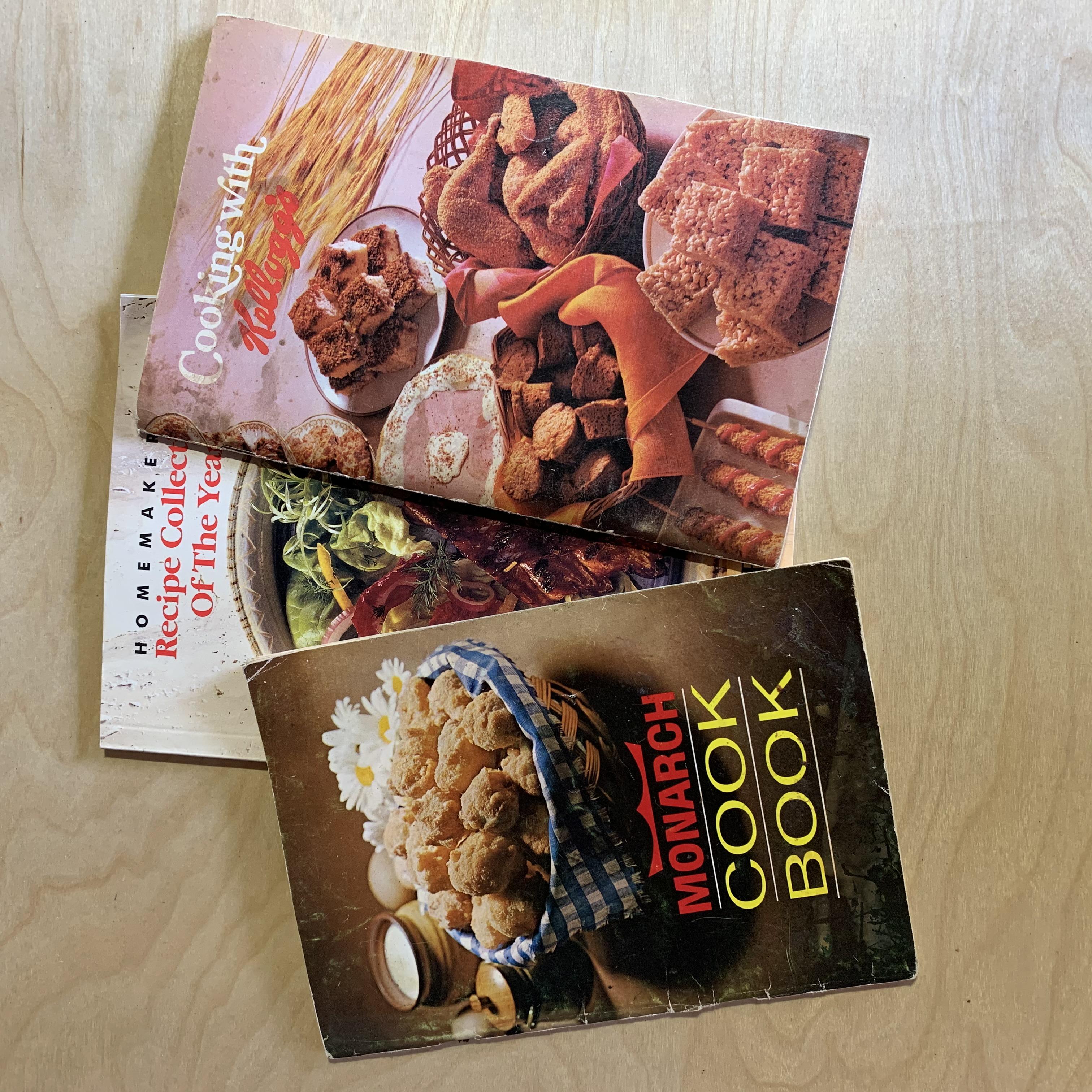 Retro Cook Books