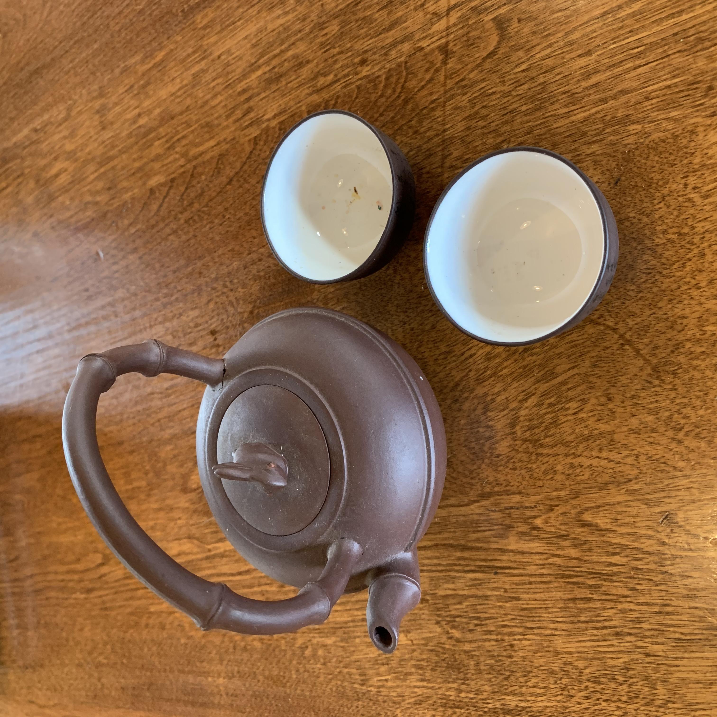 Mini Iron Tea Set