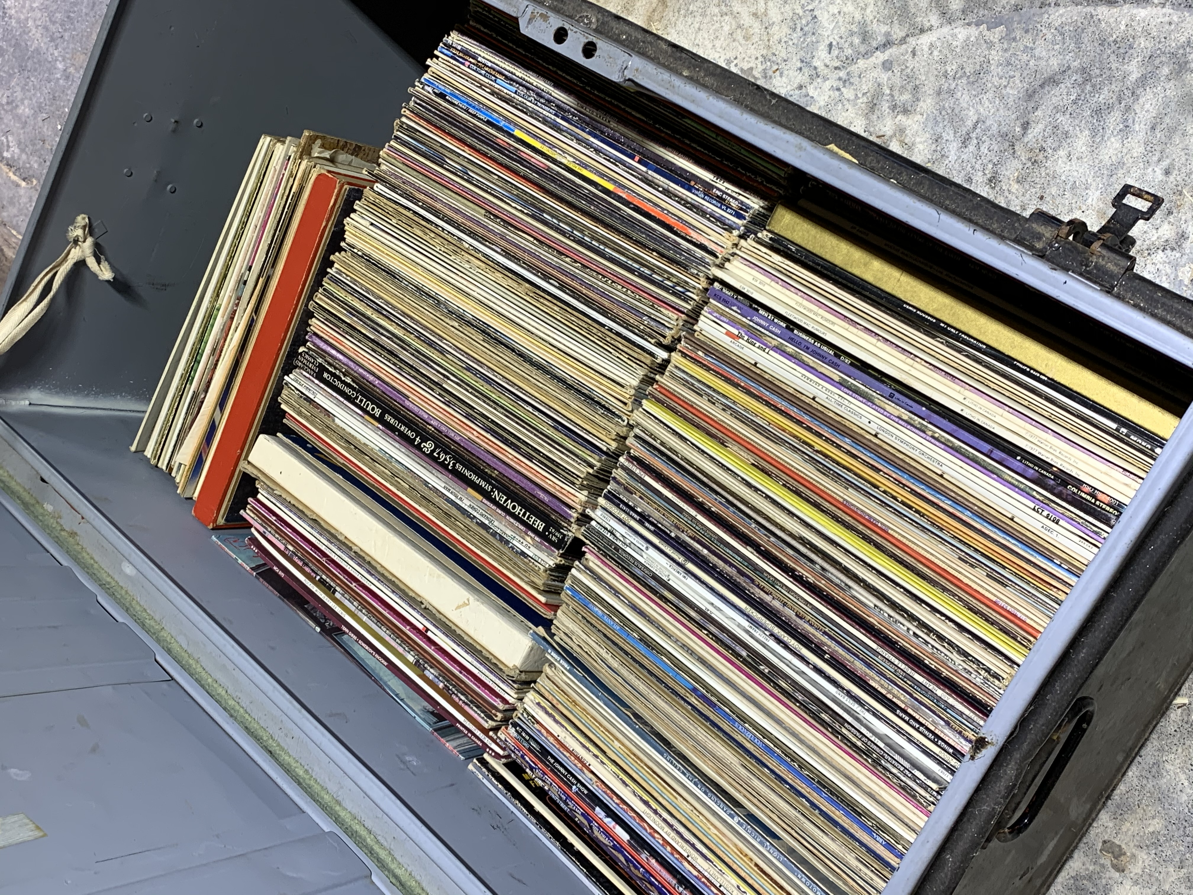 Misc Records Lot